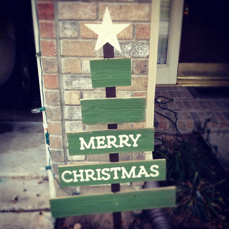 Christmas Tree Gates For Dogs: 28 Best FENCE POST CRAFTS Images On Pinterest