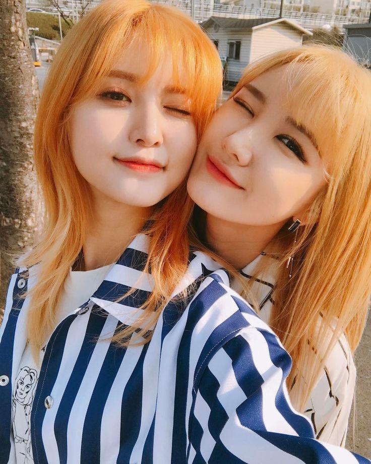 Jeonghwa & Hyelin : Photo