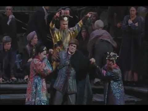 The Extraordinary Opera Turandot by Giacomo Puccini