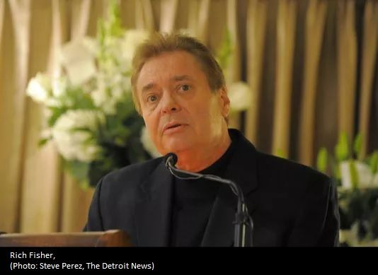 """Our thoughts are with Mr. Fisher's family at this difficult time.  """"Longtime Detroit news anchor Rich Fisher died Friday after a battle with esophageal cancer, according to family. He was 67. """"Rich was so dedicated to the city of Detroit,"""" said Mary Conway, who worked with Fisher for years at WXYZ-TV (Channel 7). """"He knew the city like the back of his hand. He had tremendous perspective because he knew it so well.""""  Story above via: Holly Fournier , The Detroit News, detroitnews.com  (Photo…"""