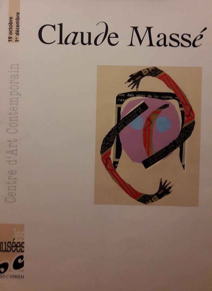 Claude Massè Centre d'Art Contemporain Musèes Saint -Cyprien