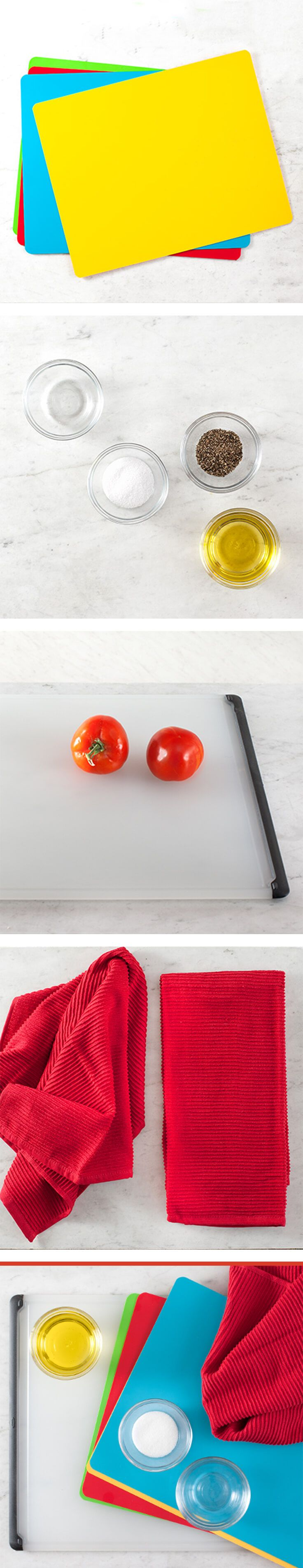 35 best ideas about kits for cooks on pinterest best iron home canning and cooking - Cutting board with prep bowls ...