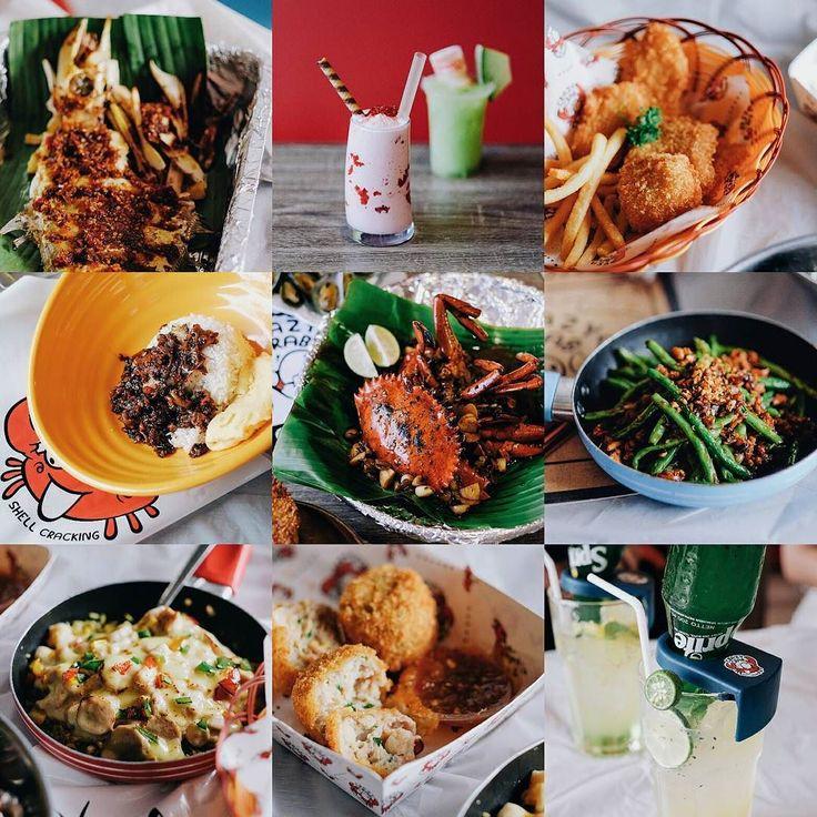 Makan seafood sih enaknya rame-rame. Tapi kalo jadi soloist juga no problemo. Di @crazycrabid ada menu ala carte macam Gyutandon Kepiting Asap Fish & Chips Baked Rice Crab Cake & Ikan Sukang yang siap membasmi rasa laparmu. Ready for weekend guys?! // Crazy Crab Wisma Permai Barat Blok QQ no 3 #Surabaya.  #inijiegram #food #TableToTable #kuliner #culinary #kulinersurabaya