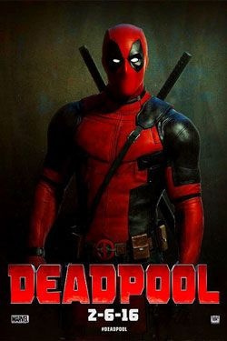 Deadpool (2016) Full Movie Free