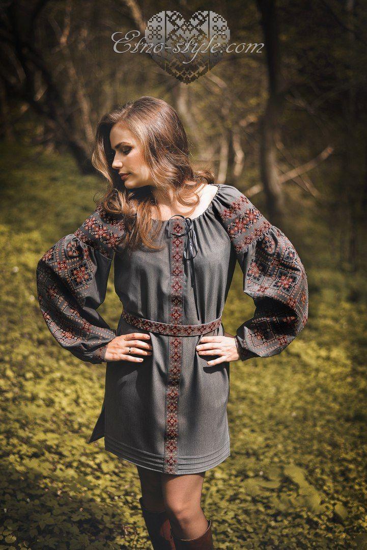 Etno-Style.com Ukrainian beauty folk fashion