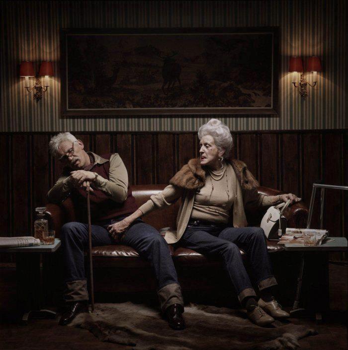 by the Dutch photographer Erwin Olaf