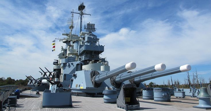 Destined to be scrapped, the Battleship North Carolina got its reprieve in 1958, thanks to a statewide effort that brought the ship home.