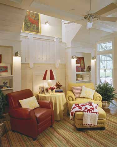 Wonderful Southern Living Cottage Of The Year   Interior