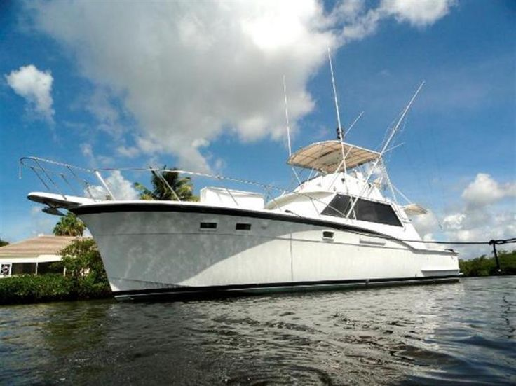 Make: Hatteras Yachts Model: Convertible Year: 1975 Length: 46 ft. 0 in. Location: Palm Beach, FL Type: Convertible Fishing Price: $44,900.00 USD