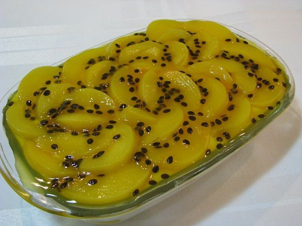 Veja aqui no Cozinha da Robs como preparar esse delicioso pavê de pêssego com…