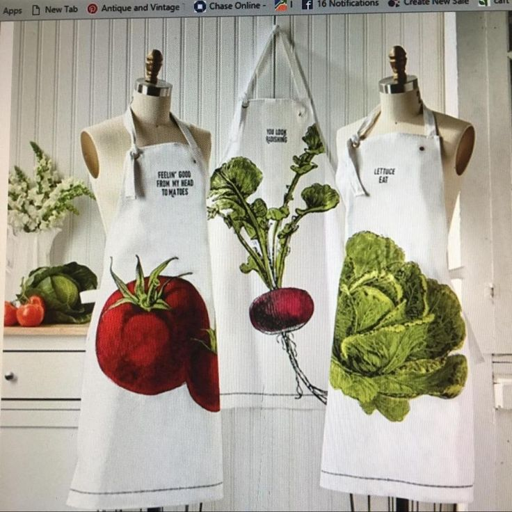 Farm to Table Novelty Apron in Mason Jar , Unisex styling for gardener or chef who appreciates growing their own food! Three different styles - select the phrase and image you prefer!