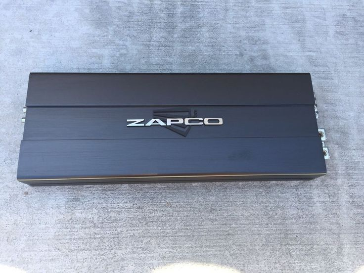 BEST PRICE . 250.00 Zapco ST-2000XM II Monoblock Car Subwoofer Amplifier 2000W RMS Class D Bass Amp | Consumer Electronics, Vehicle Electronics & GPS, Car Audio | eBay!