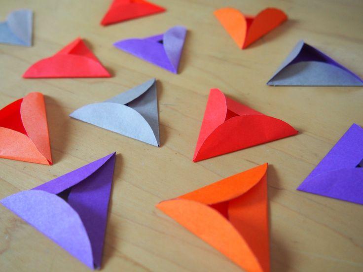 くす玉 折り紙 作り方 簡単