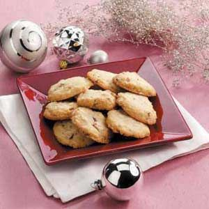 Brazil Nut Cookies - always wondered what to do with them since no one would eat them from the mixed nut can.