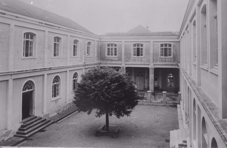 A história da Santa Casa de Curitiba, tem até Dom Pedro II - Santa Casa de Curitiba