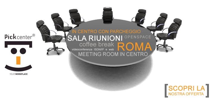 Sale Riunioni a Roma fino 45 persone
