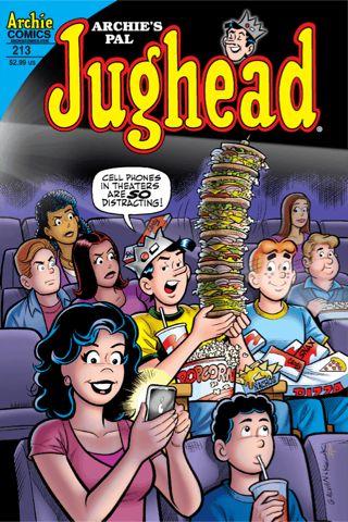 Jughead 213, Archie Comic Publications, Inc. https://www.pinterest.com/citygirlpideas/archie-comics/