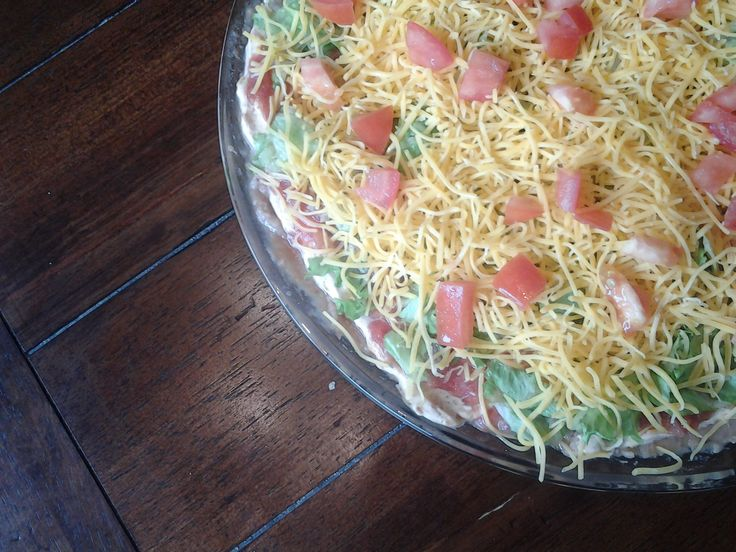 O Taste and See walking taco salad - O Taste and See