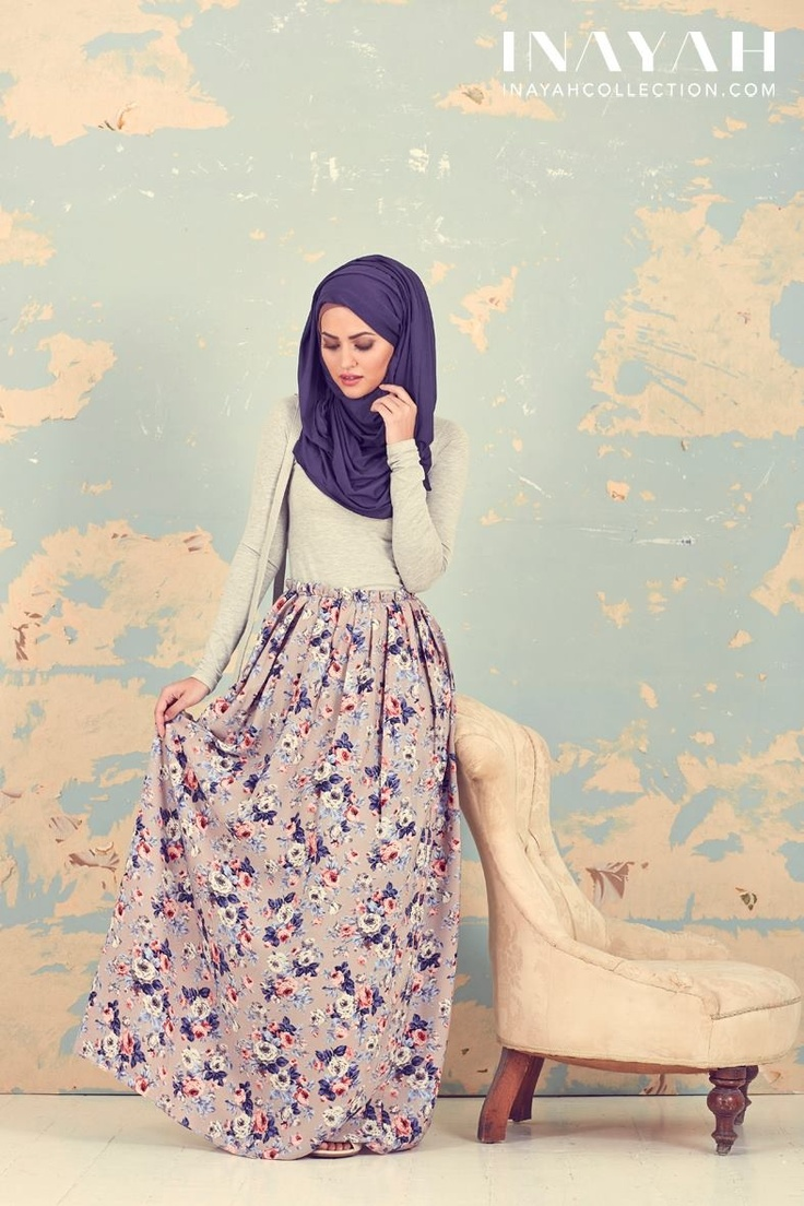The Inayah Collection - Modest and trendy :D i want to wear this