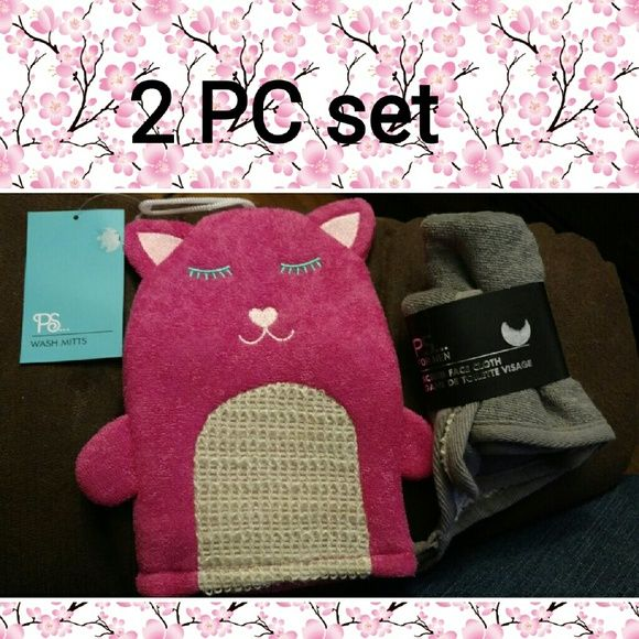 Shop Women's primark size OS Other at a discounted price at Poshmark. Description: Nwt pink wash mitt w loofah and grey scrub face cloth w loofah. Each has loop to hang.. Sold by banzman55. Fast delivery, full service customer support.