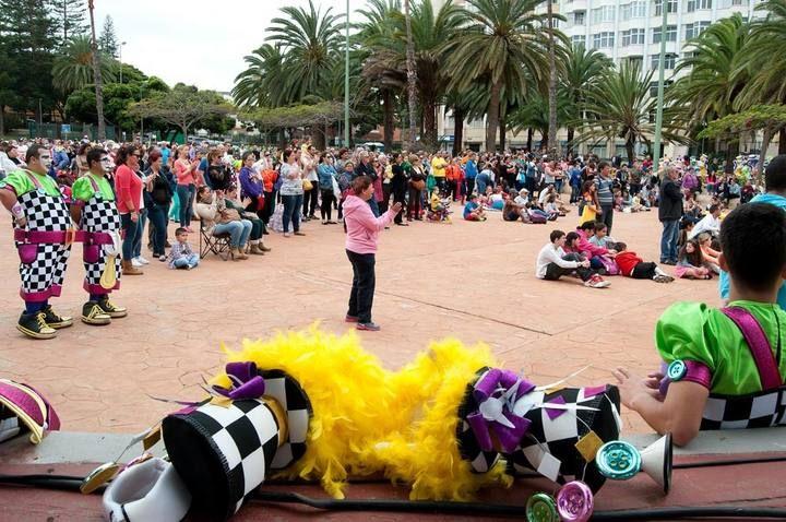 Carnaval de Día de Las Palmas de Gran Canaria
