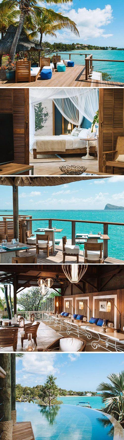 Paradijselijk, rustig (want adults only) en luxe; dat is Paradise Cove Boutique Hotel op Mauritius.