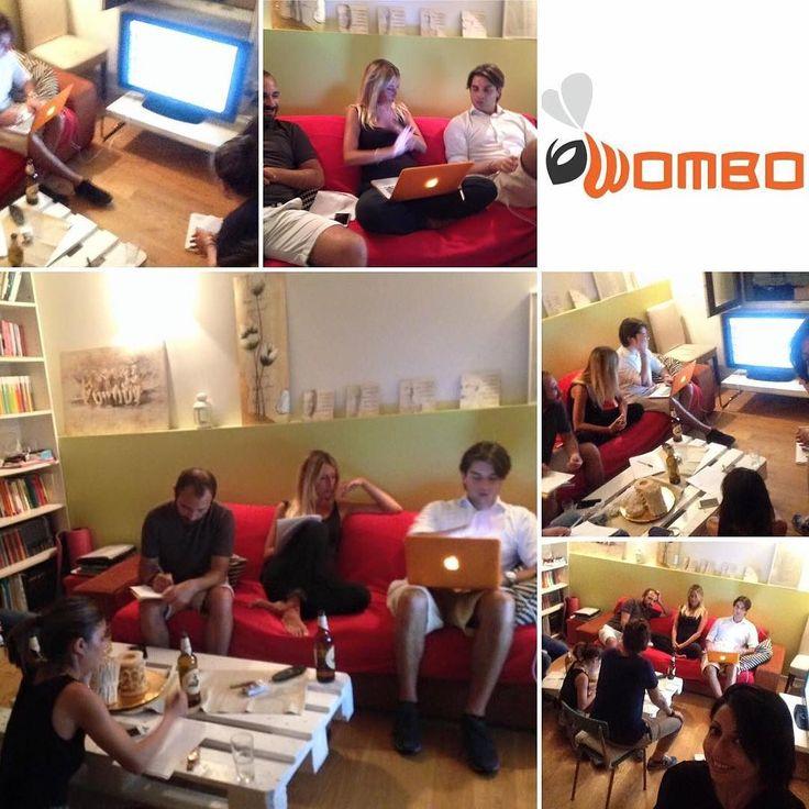 #training di utilizzo del nuovo #sitoweb per il team #cliente! #project #new #website #web #online #work #team #marketing #branding #logo #design #logodesign #follow #picoftheday #bestoftheday #phooftheday #milan #milano #womboit
