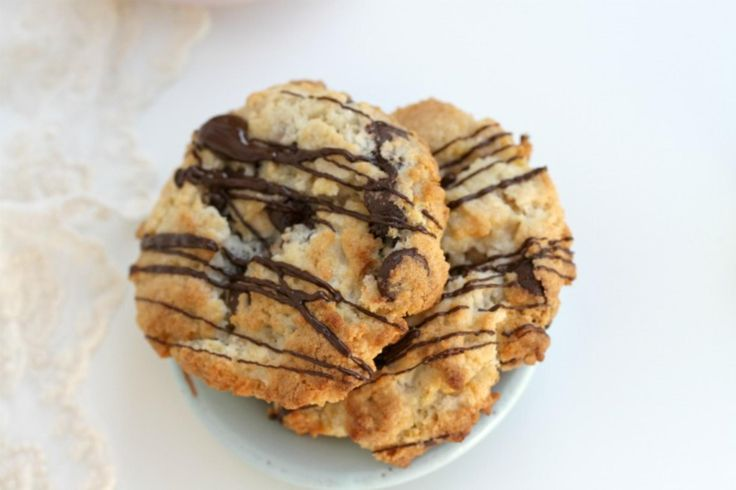Chocolate Orange Cheesecake Cookies