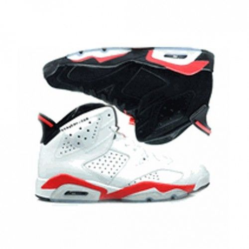 398850-901 Air Jordan VI 6 Infrared Pack Black Infrared  White Infrared A06014 Price: $175.00  http://www.theblueretros.com/
