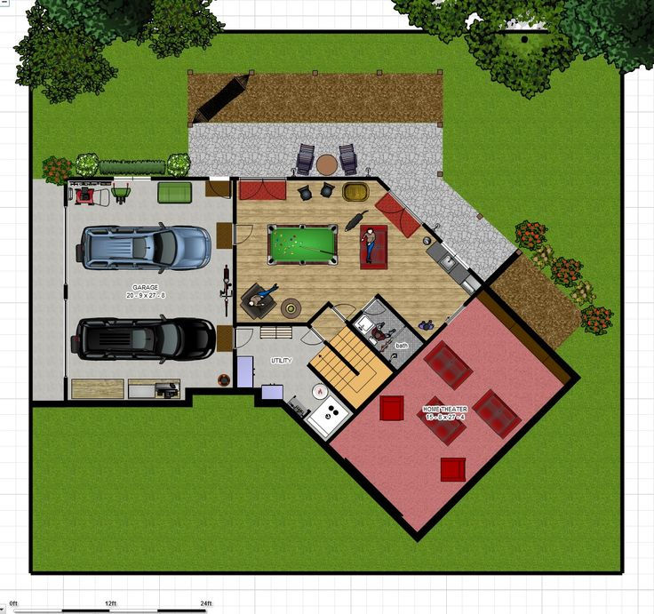 57 Best Floor Plans Images On Pinterest Small House