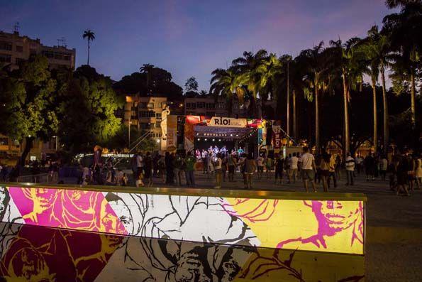 """O Memorial Getúlio Vargas e a Praça Luís de Camões apresenta o evento """"Rio! A Cultura dos Cariocas"""", que tem diversas atrações gratuitas como oficinas, grafite, dança, música, futebol e programação infantil.  A entrada é gratuita e as atividades ficam em cartaz até o dia 13 de julho."""
