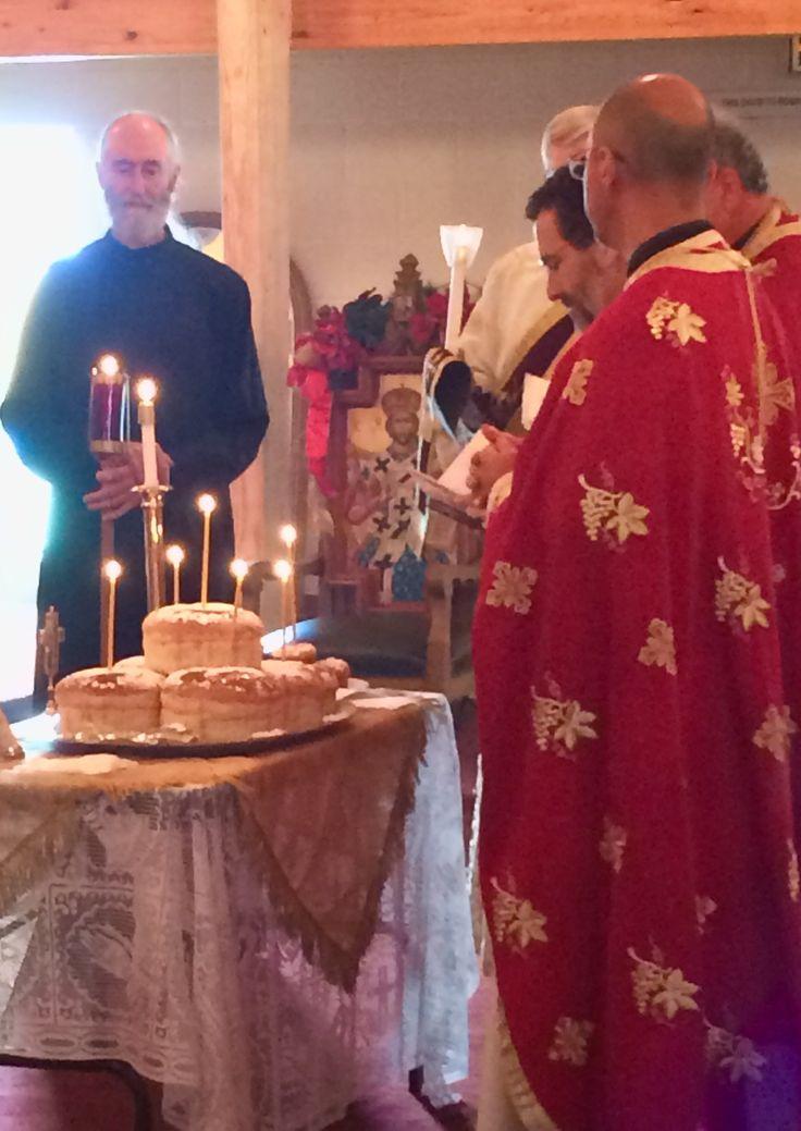St. Spyridon Feast Day 2016