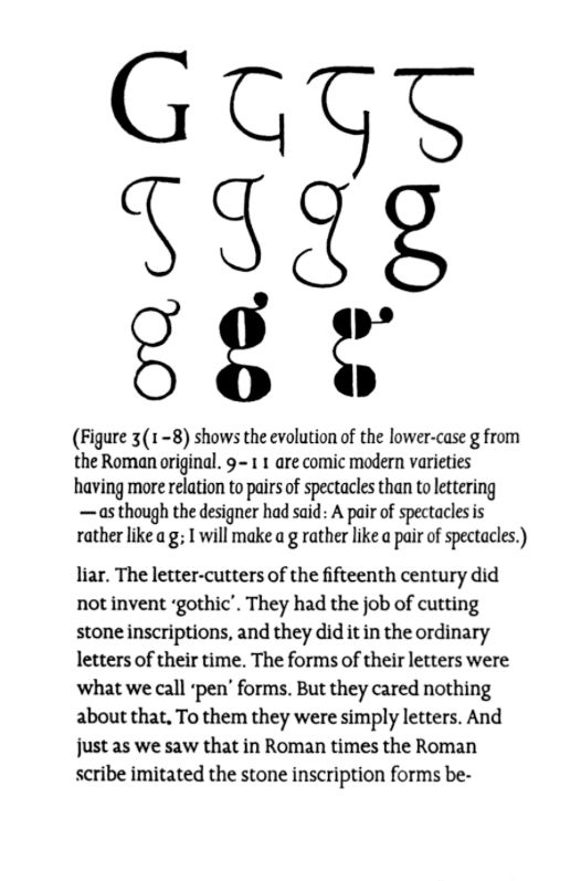 eric gill an essay on typography Eric studied at chichester  joanna which he used to handset his book an essay on typography gill soon tired of.