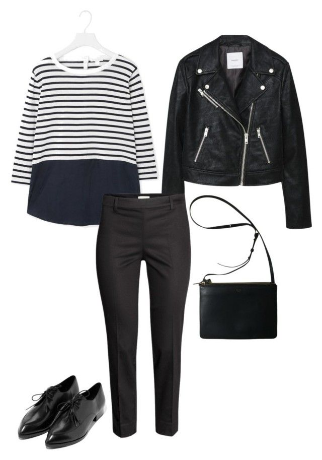 Untitled #144 by juliegodsknielsen on Polyvore featuring MANGO and H&M
