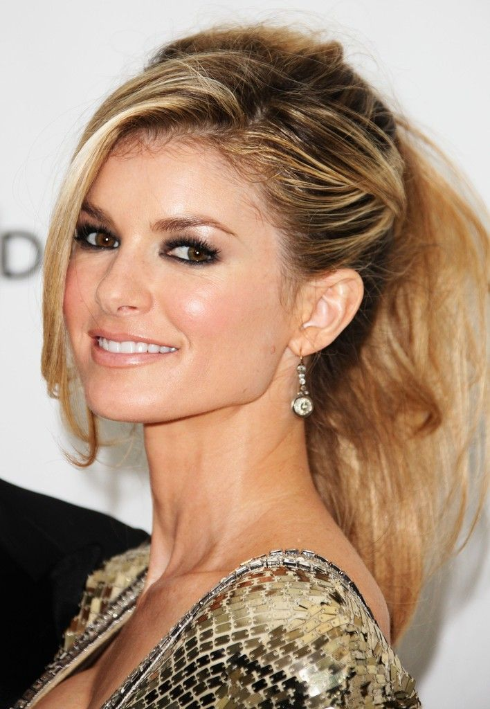 Marisa Miller - The Annual Elton John Oscar Viewing Party