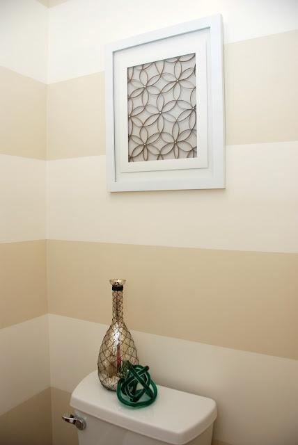 One Creative Housewife: TP Flower Wall Art (HoH115)