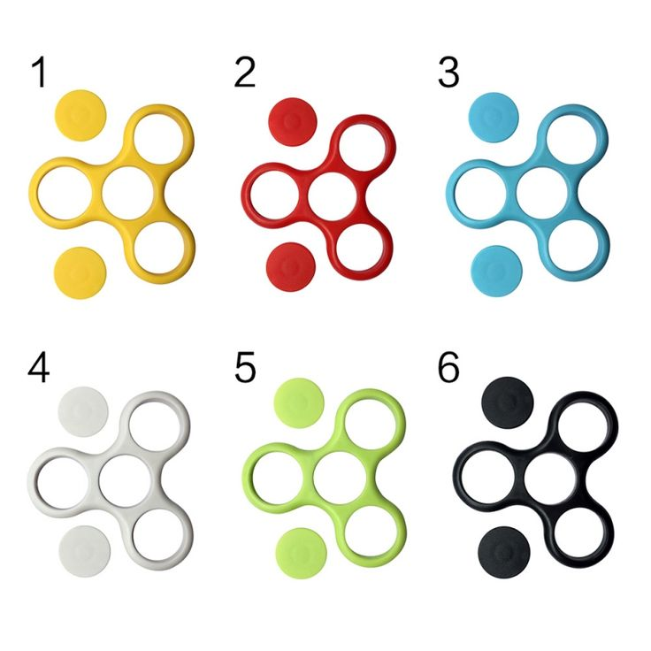 Baby Spinner Fun Toys Funny Toy Spinner For Rotation Time Long Hybrid Bearing Anti Stress #Affiliate
