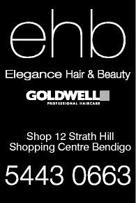 Elegance Hair & Beauty - Bendigo  Shop 12 Strath Hill Centre  03 5443 0663