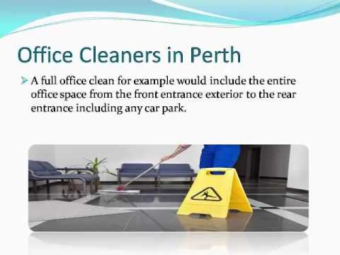 how to get cleaning contracts in perth