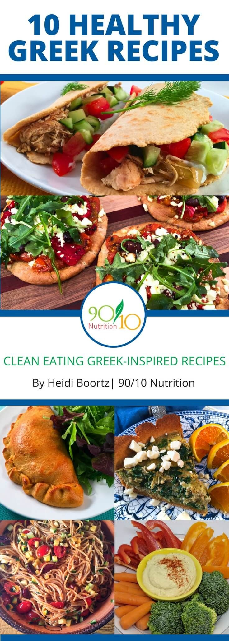 Healthy Greek Recipes