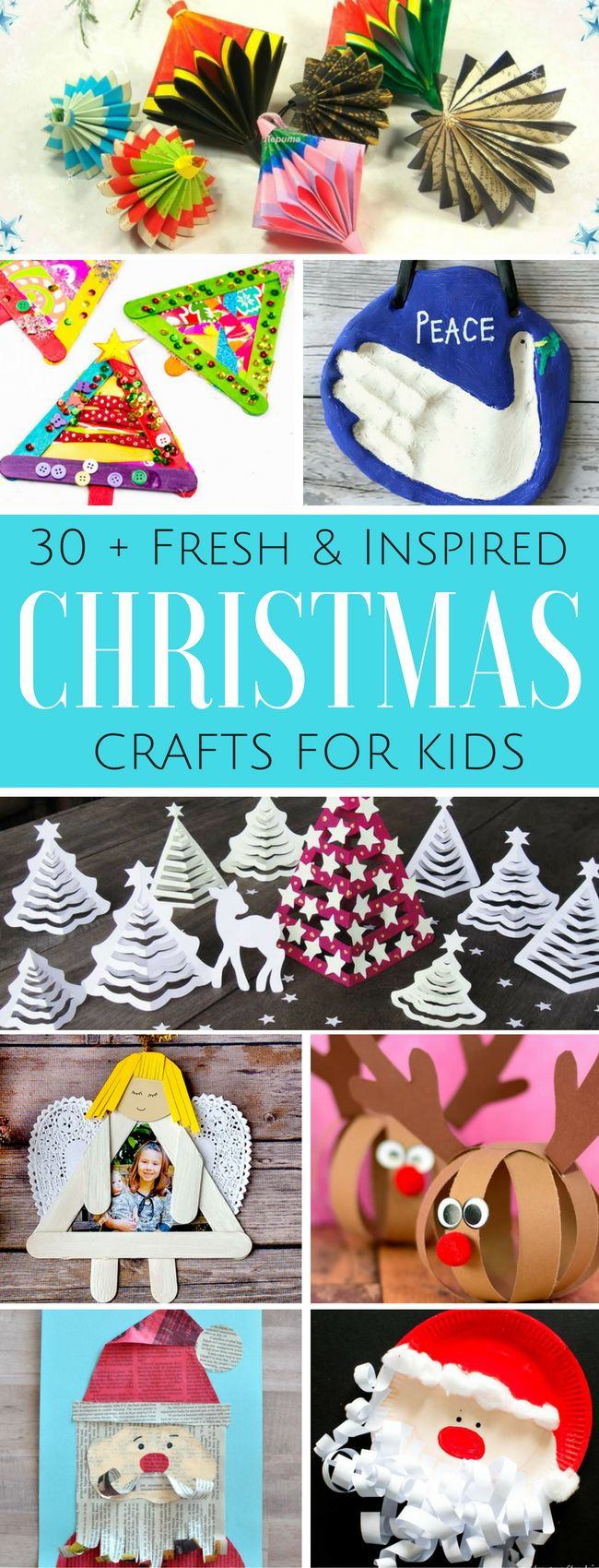 Arty Crafty Kids Christmas Crafts for