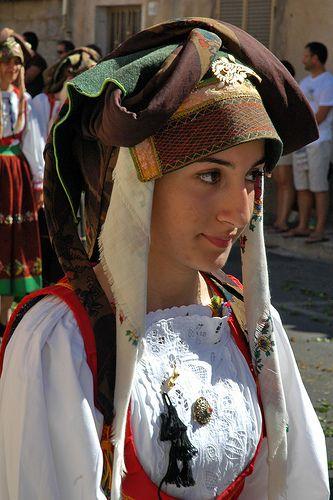 Costumi della Sardegna - Samugheo