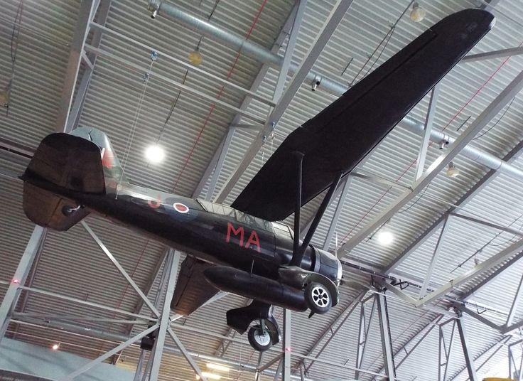 Westland Lysander 1944 Imperial War Museum Duxford