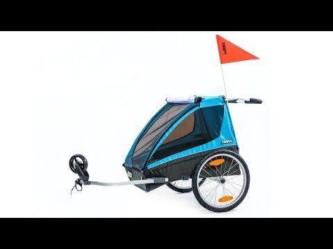 Der Thule Coaster XT Fahrradanhänger - online kaufen bei mypram.com
