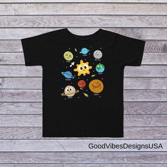 Planet Uranus Kids T-Shirt