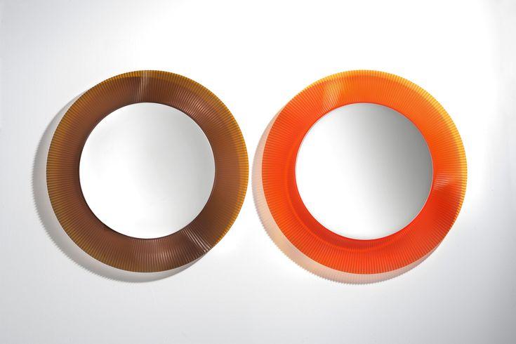 Kartell by Laufen Designer Ludovica+Roberto Palomba ALL SAINTS speccio rotondo