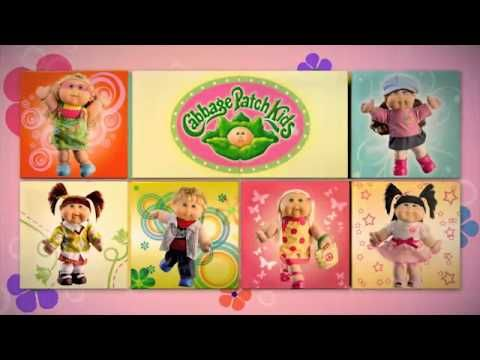 """Cabbage Patch Kids TV commercial - Cabbage Patch Kids are back. Each 14"""" Kid is in a detailed fashion that has been updated for today's kids while the face and adorable sewn bodies still resemble the original Cabbage Patch Kids from yesterday. Each Kid comes in one of 12 fashionalities and their own aspirational twist. #christmastoys #cabbagepatchkids #kids #2012 - $29.99 - CLICK THIS LINK TO GET THE BEST PRICE! ⇨ ⇨ ⇨ www.thechristmaspresentideas.com/top-dream-toys-for-christmas-2012"""