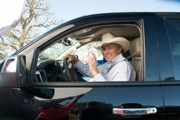 Chevy trucks have the best options. | george strait the ...