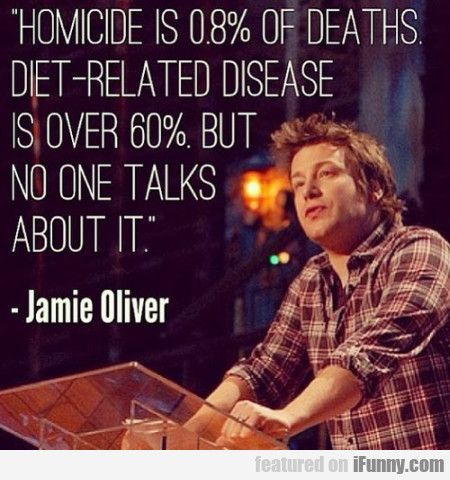 Jamie Oliver Food Revolution - let's talk about it