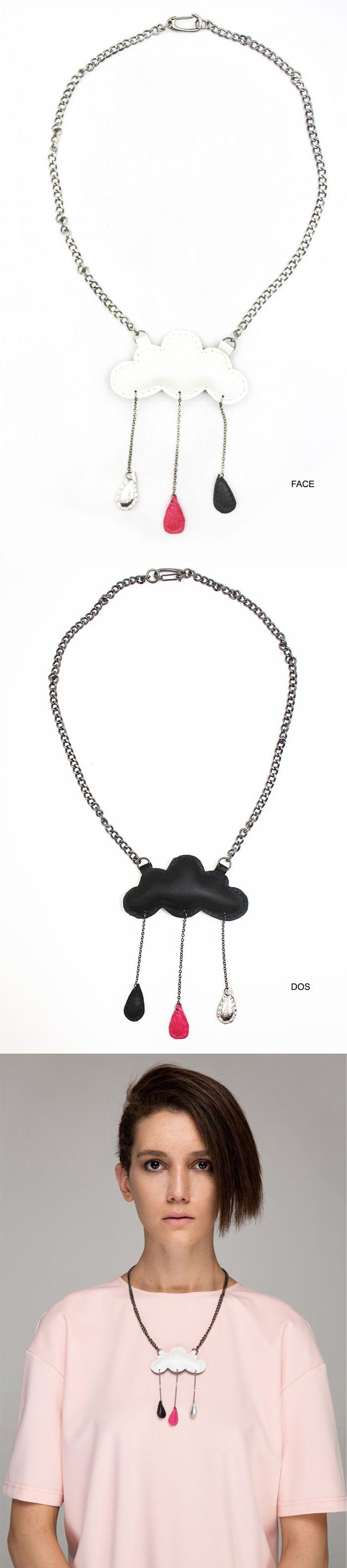 Collier Cloud http://www.shusee.com/home/10-collier-avec-pendentif-cloud-fait-main-bijoux-createur.html